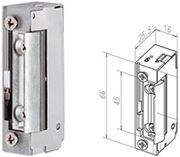 Immagine per la categoria Incontri elettrici per serrature