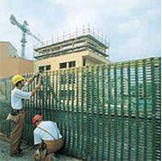 Immagine per la categoria Rete plastica per cantieri