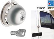 Immagine per la categoria Lucchetti per furgoni