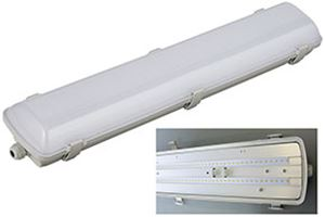 Plafoniere Led Officina : Reer plafoniere led stagne fulgor