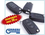 Immagine per la categoria Gusci errebi chiavi auto