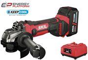 Immagine per la categoria Smerigliatrici batteria skil red line